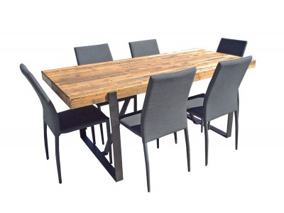 Ned 7 Piece Dining Set
