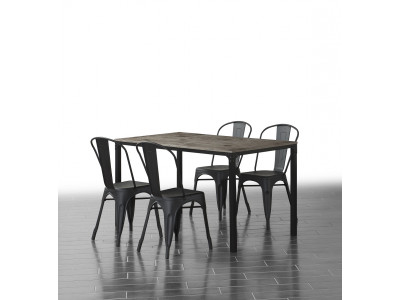 Reni 5 Piece Dining Suite