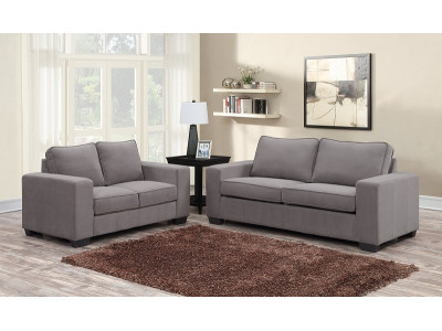 Rialto Sofa Bed and 2 Seater