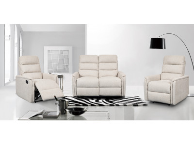 Rutherford 2 Seater + 2 Recliner Chairs
