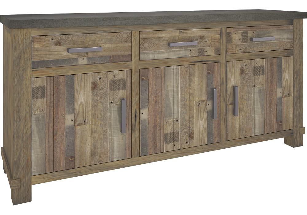 Ike 1740 Buffet Table