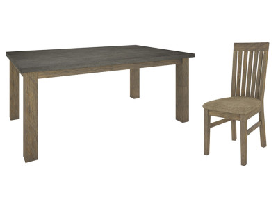 Ike 7 Piece Dining Suite