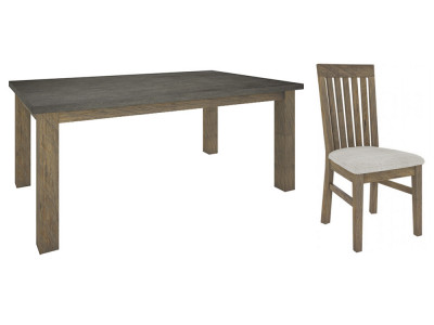 Ike 9 Piece Dining Suite