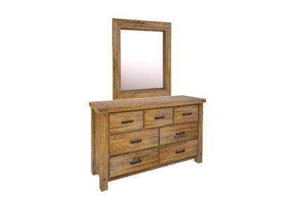 Woolshed Dresser & Mirror