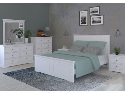 York 4 piece Queen Bedroom Suite