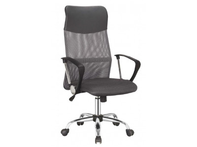 Rika Mesh Chair Grey