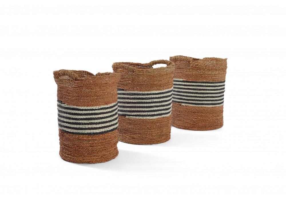 Takura Basket Set Of 3