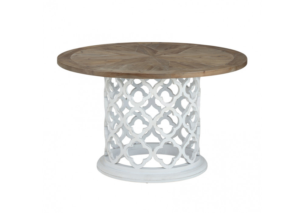 Seychelles Round Dining Table