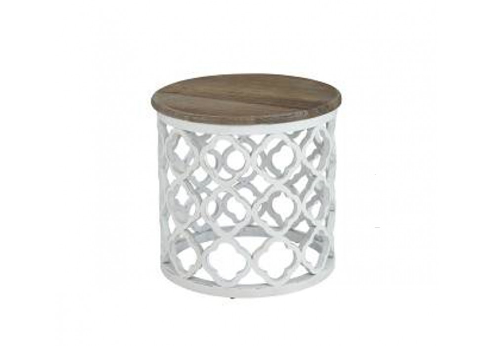 Seychelles Round Side Table