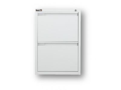 Filing Cabinet - Steel - 2 Drawer