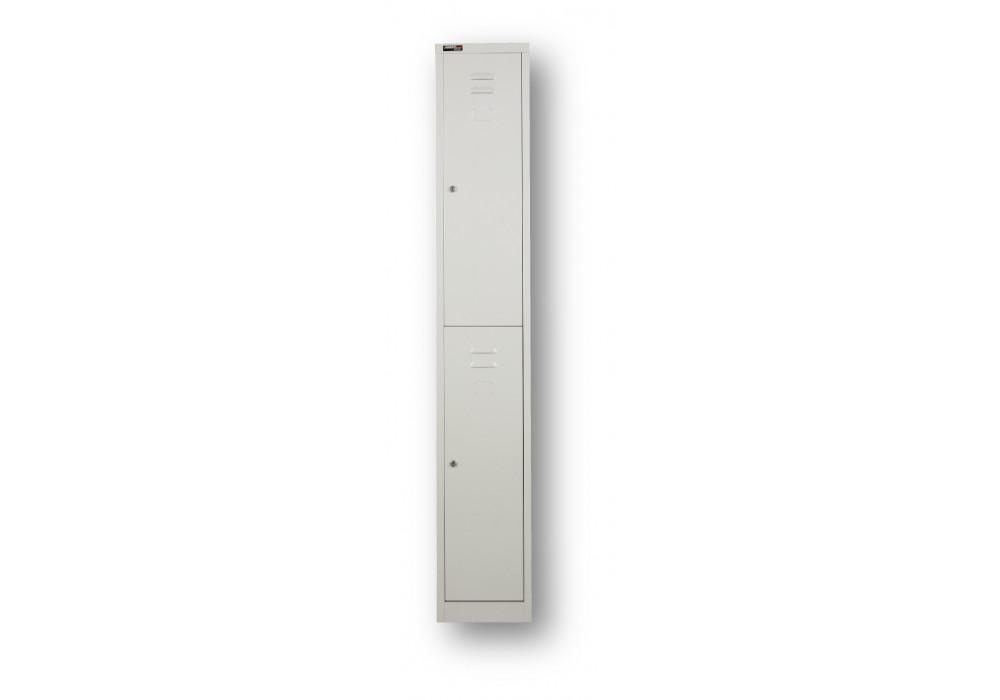 Steel Locker - 2 door