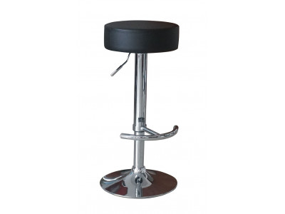 Togo Bar Stool - Black