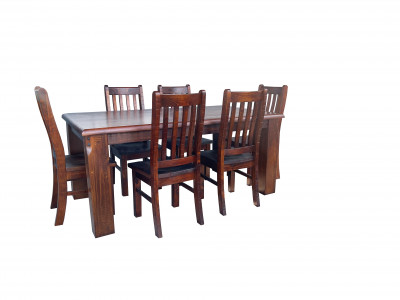 Denman 7pc Dining Suite