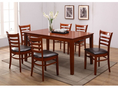 Georgia 7 Piece Dining Suite