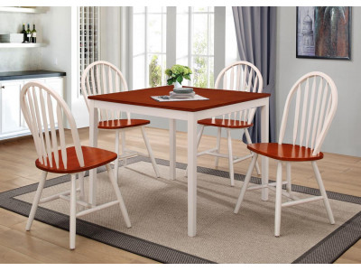 Kentucky 5 Piece 900 x 900 Square Table