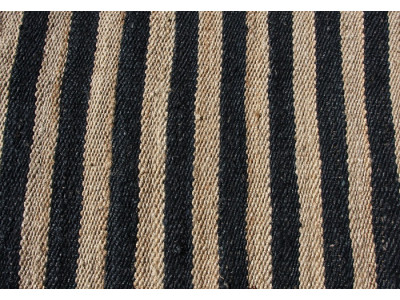 Alta Hemp Stripe Rug