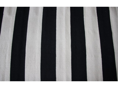 Mersin Cotton Strips Rug