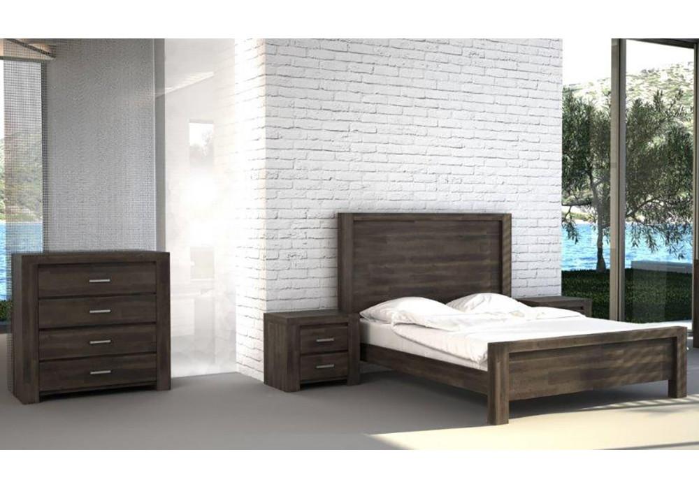 Denmark 4 pce Double Bedroom Suite