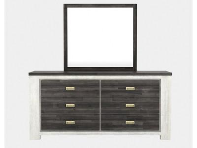 Nova Dresser with Mirror