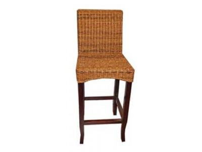 Avalon Bar Stool With Back