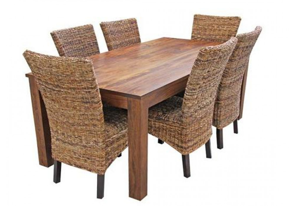 Bronte Dining Table wtih Avalon Chairs