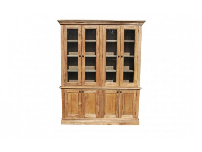 Bordeaux Display Cabinet