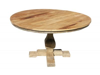 Bordeaux Round Dining Table - 140 x 140 cm