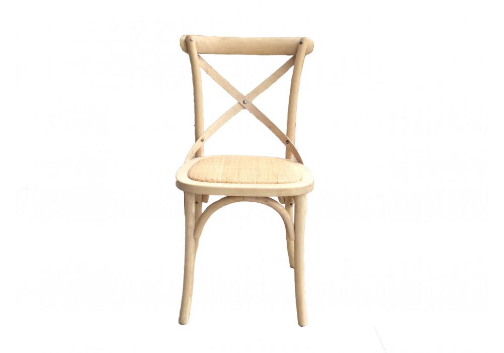 Bordeaux Cross Back Dining Chair