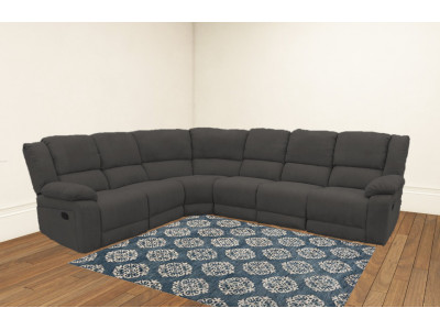 Jackson Corner Suite with End Recliners
