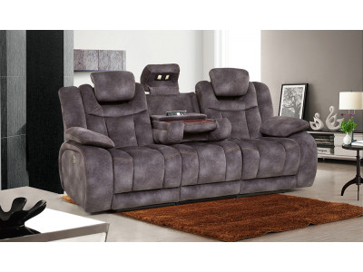 Parker Power 3 Seater Recliner