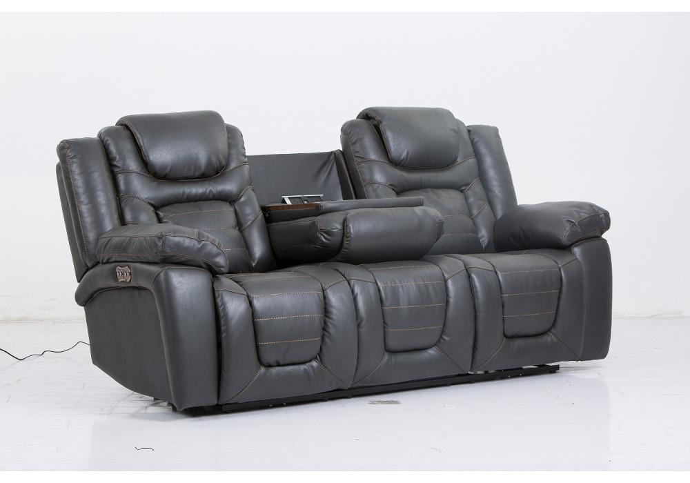 Integra 3 Seater Electric Recliner