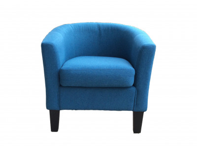 Zest Tub Chair - Fabric