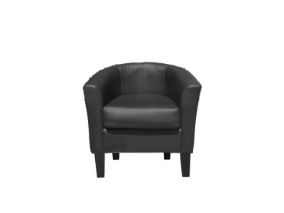 Zest Tub Chair - PU Leather