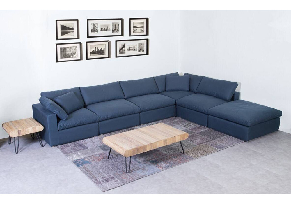 Elston Chaise Suite with Ottoman